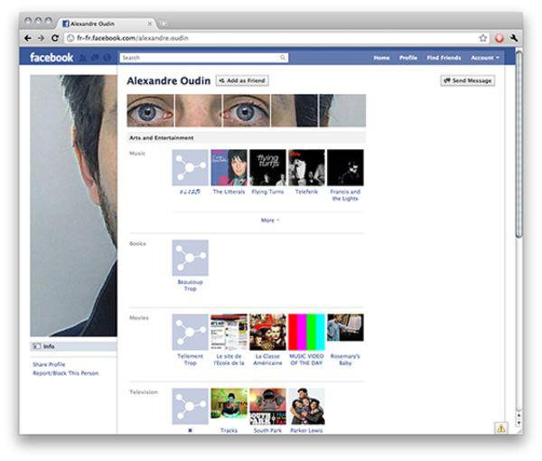Profilul de Facebook dezvăluie ce fel de persoană eşti!
