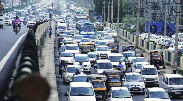 india trafic masini