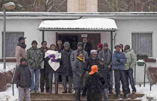 Imigranți  germania