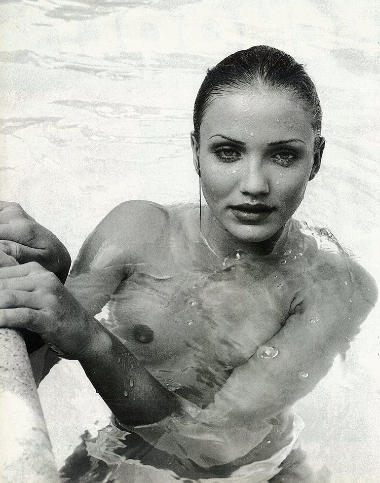 Cameron Diaz poze nud