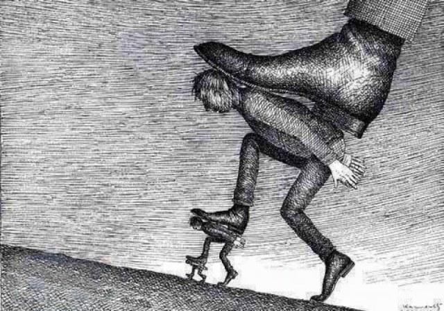 exploatarea omului