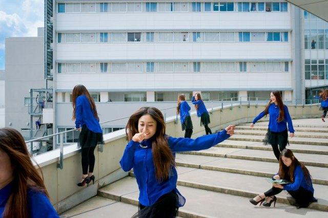 poze femei clonate Daisuke Takakura