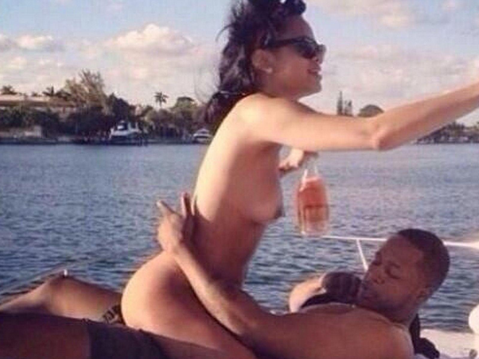 Rihanna goala