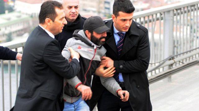 salvat de la sinucidere de presedintele turc