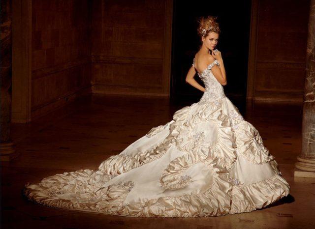 rochie nunta frumoasa