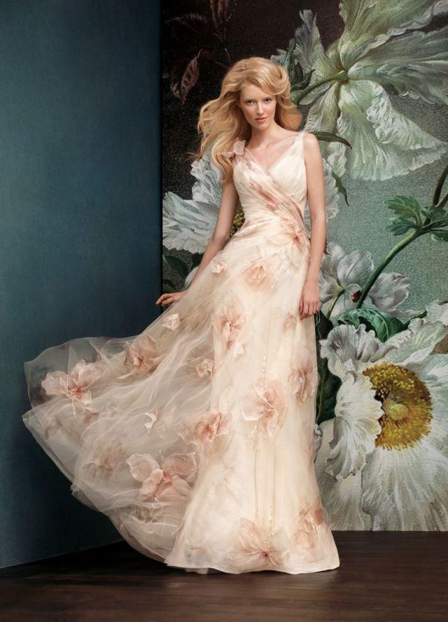 rochie nunta poza