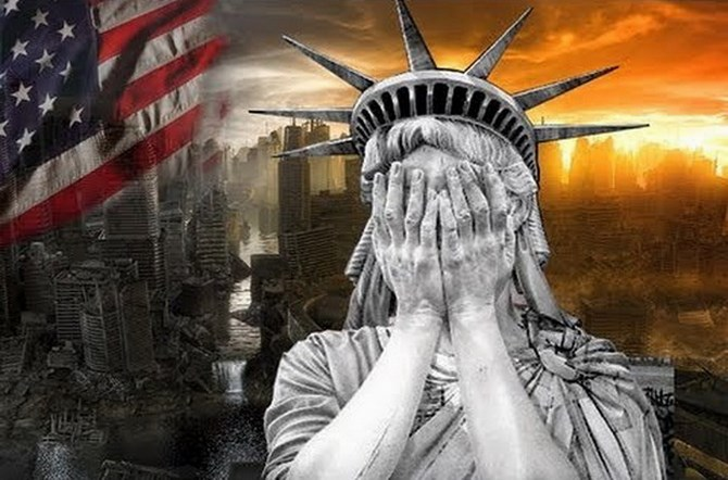 America în descompunere – politicile Noii Ordini Mondiale și decăderea țării celor liberi