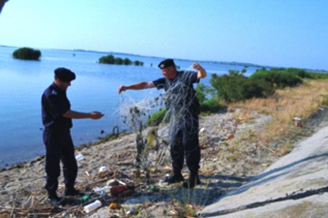 Jandarmii acționează pentru respectarea regimului piscicol în perioada de prohibiţie