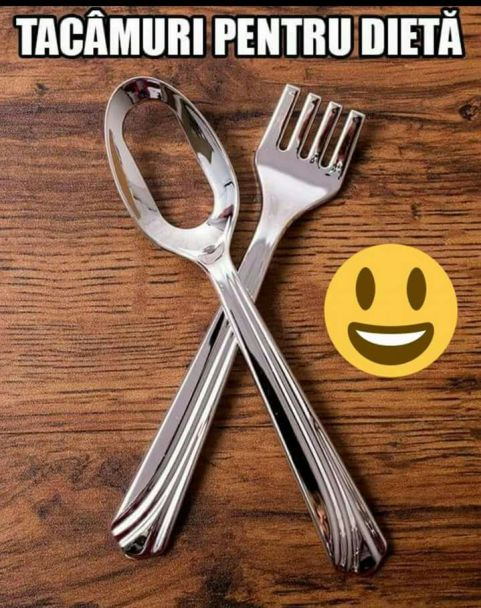 Tacâmuri pentru dietă echilibrată