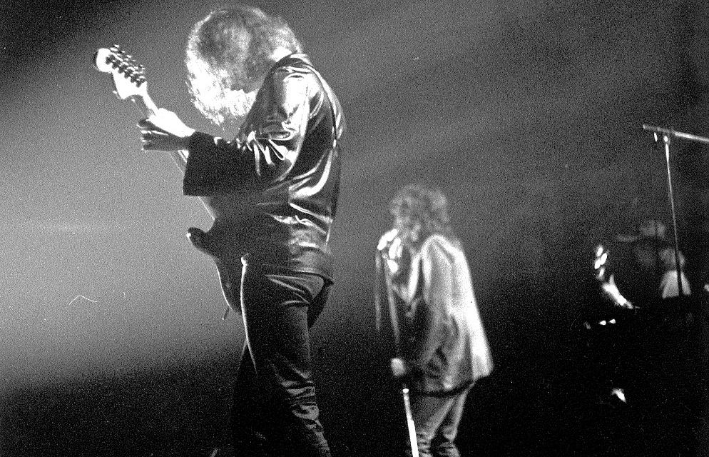 Deep Purple 1973 - copyright Jurriën Rood
