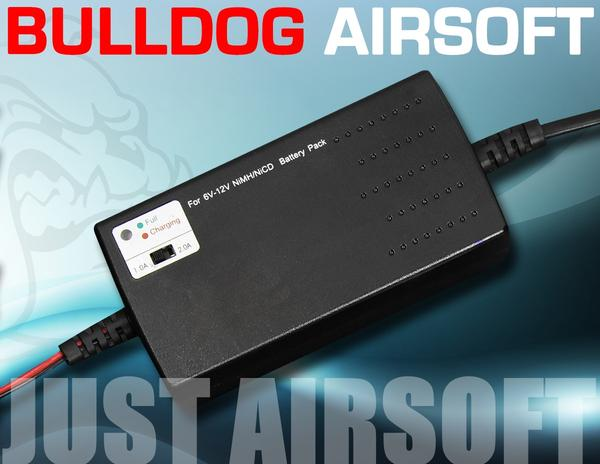 Bulldog Pro Airsoft Charger in airsoft online store