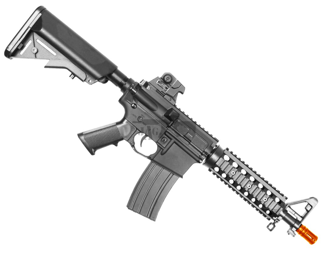 BULLDOG M4PI RIS CQB AIRSOFT ELECTRIC RIFLE GUN IN AIRSOFT IN AIRSOFT STORES NEAR ME