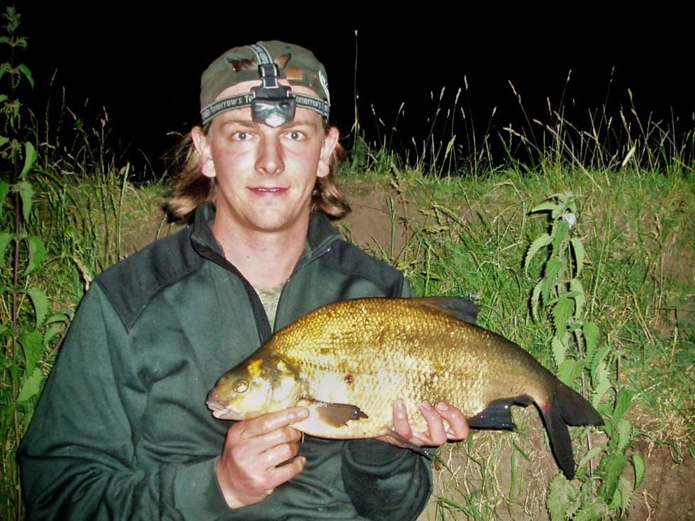 River Trent bream specimen fishing