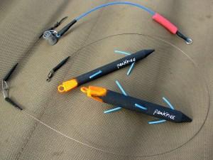 Pike fishing rig - Peak Pike deadbait wobbler rig
