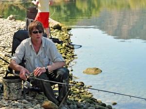 River Ebro roach fishing at Riba Roja