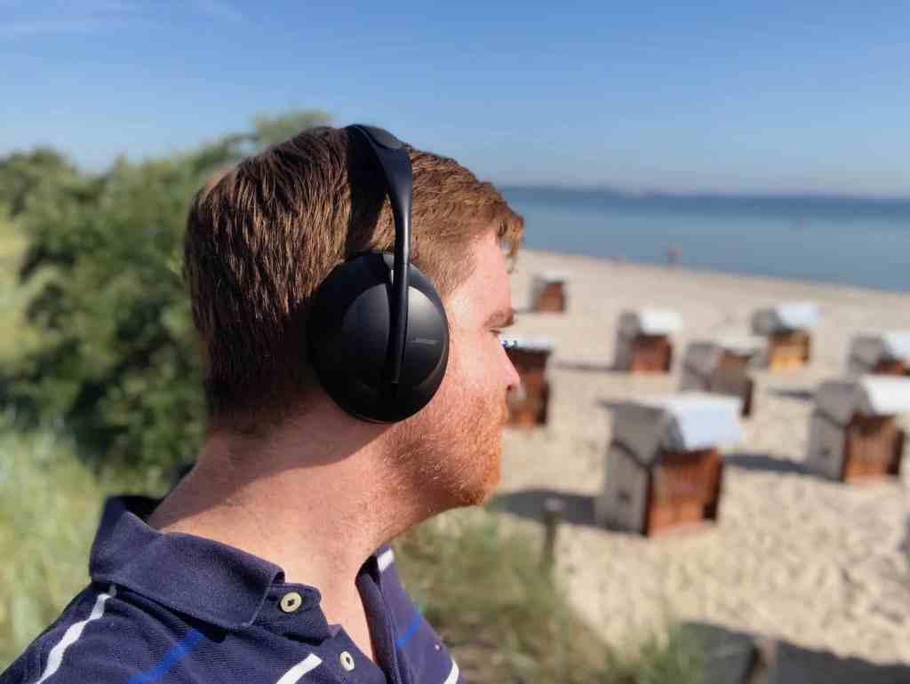 Bose Noise Canceling Headphones 700 in the test: the best