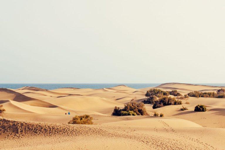 Beeindruckend: Die Sanddünen von Maspalomas. Foto: Pixabay