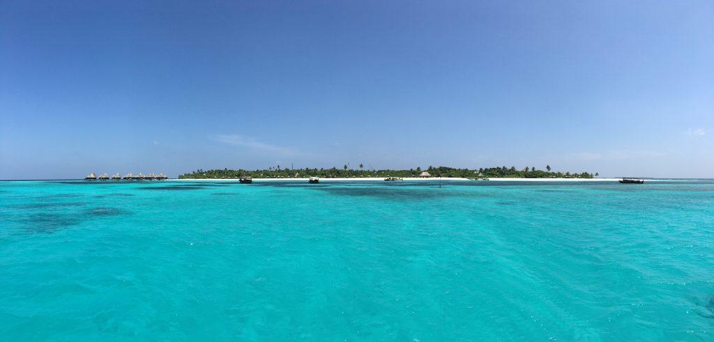 Coco Palm Dhuni Kolhu: Die Trauminsel im Baa Atoll ist ein Paradies für Taucher. Foto: Sascha Tegtmeyer