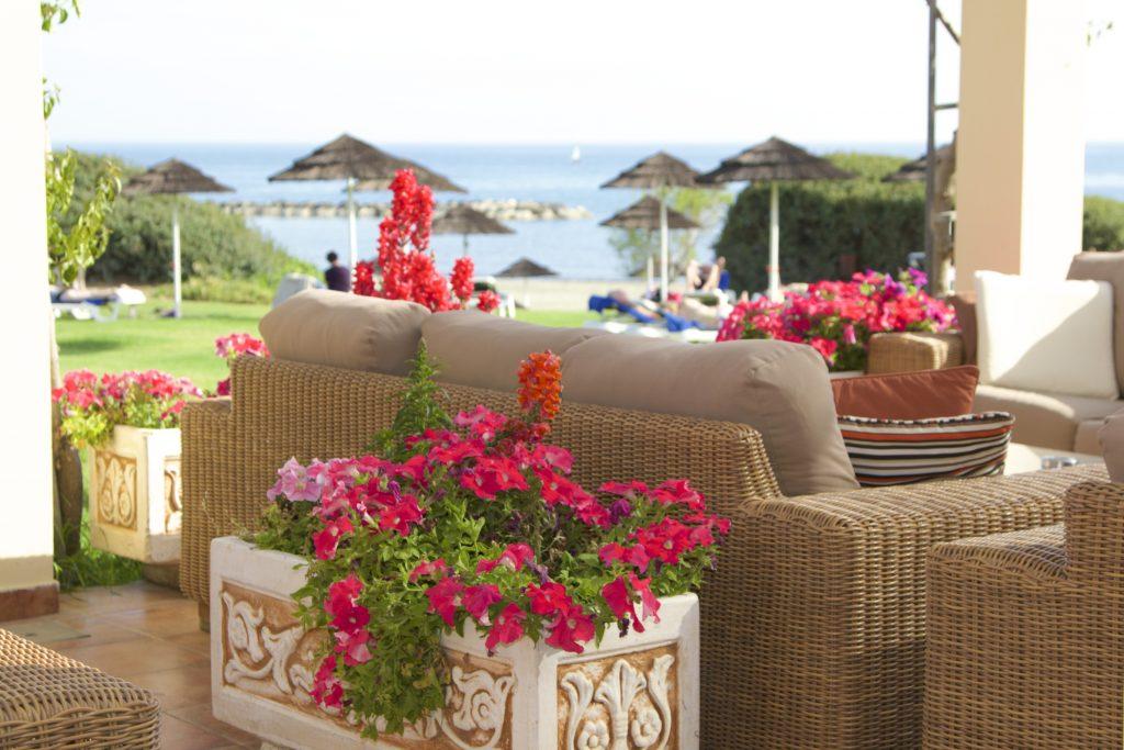 Relaxen im Aldiana Zypern: Das Resort ist mit allem ausgestattet, was das Taucher-Herz begehrt! Foto: Sascha Tegtmeyer