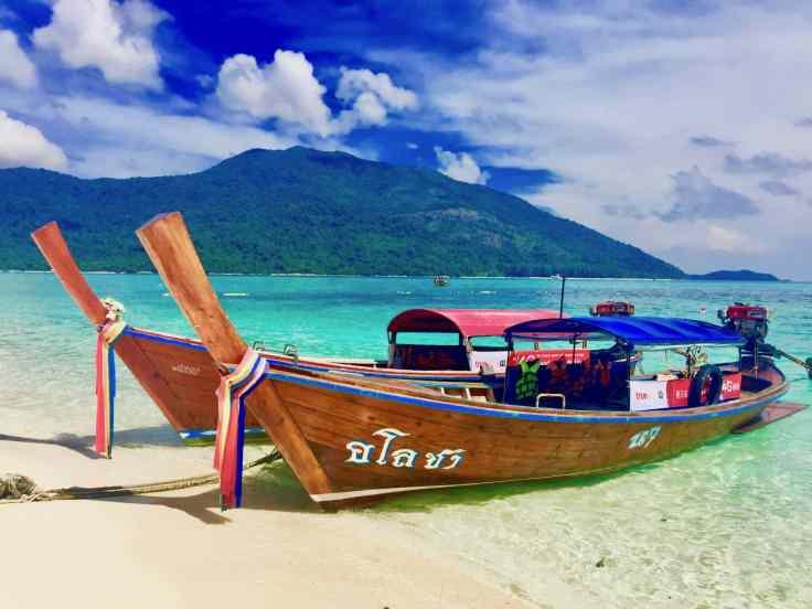 Die kleine Trauminsel Koh Lipe und die Inseln im umliegenden Nationalpark Tarutao werden auch als die Malediven von Thailand bezeichnet. Foto: Luisa Praetorius