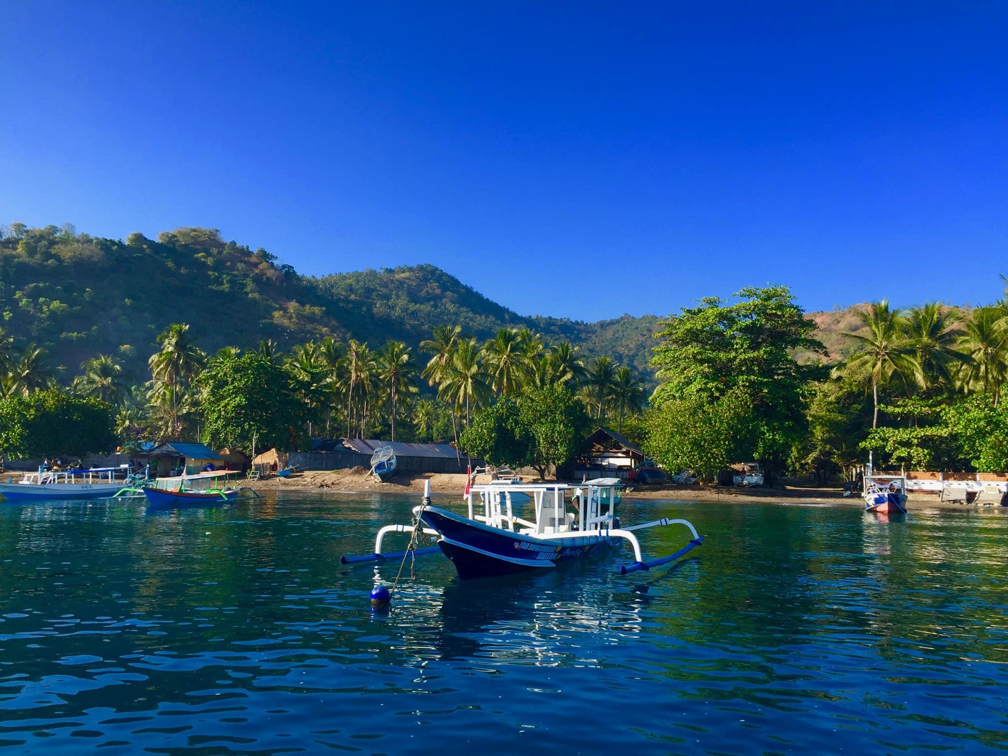 winterurlaub warm indonesien lombok