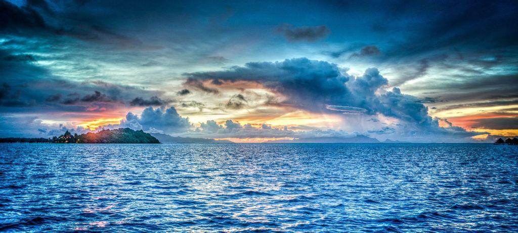 Ist der Klimawandel schuld? Einige Inseln sind in Rekordzeit verschwunden. Foto: Pixabay