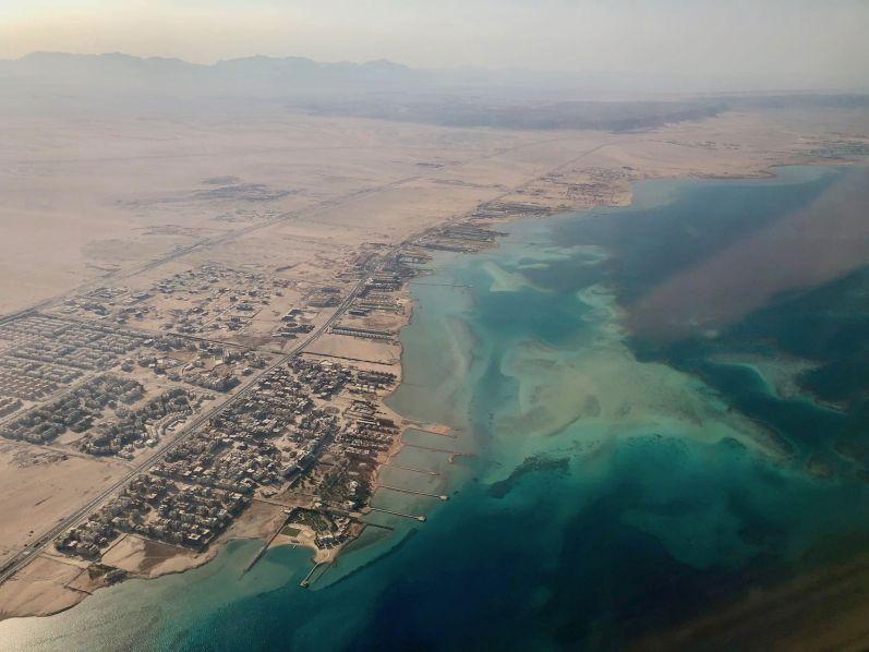 Ein Urlaub in Makadi Bay/Ägypten: Gefährlich ist er sicher nicht. Foto: Sascha Tegtmeyer