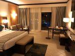 Zimmer im Cleopatra Luxury Resort in Sharm El Sheikh: geräumig und luxuriös. Foto: Sascha Tegtmeyer