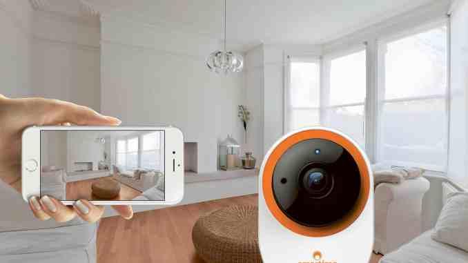 Sicherheit im Urlaub: Mit der Smartfrog IP-Überwachungskamera behaltet Ihr euer Zuhause im Blick!