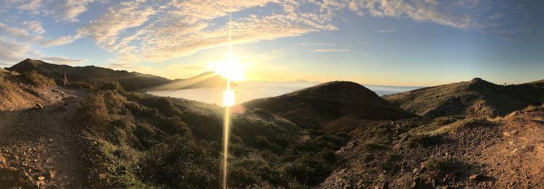 Wir kommen garantiert wieder: Unsere Madeira-Erfahrungen sind durchweg positiv und wo bekommt man schon so einen Sonnenaufgang geboten?! Foto: Sascha Tegtmeyer