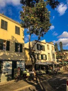 Gut essen gehen kann man in der Altstadt von Funchal. Foto: Sascha Tegtmeyer