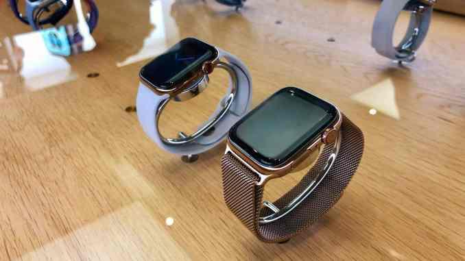 Apple Watch Series 4 im Test: Die neue Smartwatch dürfte eine der besten Sportuhren auf dem Markt sein. Foto: Sascha Tegtmeyer