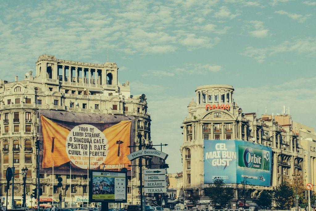 """Aufgrund seiner Lebensart und Architektur wird Bukarest auch als das """"Paris des Ostens"""" bezeichnet. Foto: PIxabay"""
