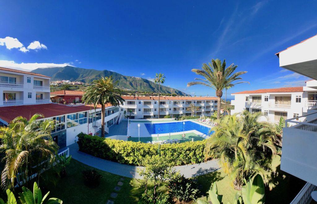Das Active Route Hotel in Los Realejos: der perfekte Ausgangspunkt für alle Unternehmungen auf Teneriffa. Foto: Sascha Tegtmeyer