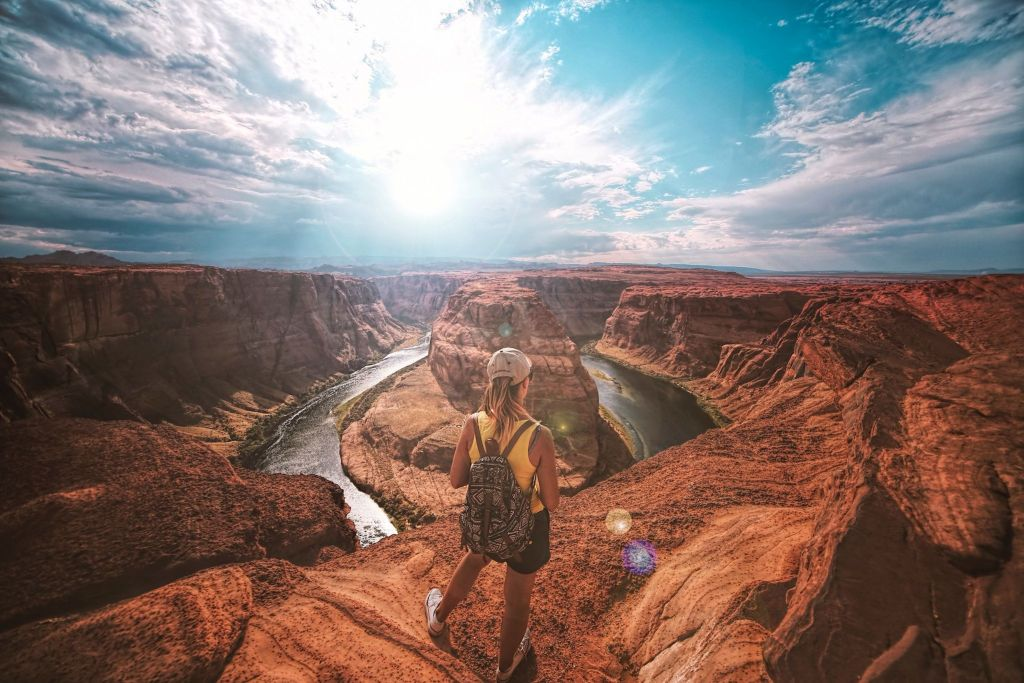With Just Wanderlust you can discover some of the most beautiful destinations in the world. Photo: Unsplash