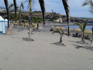 Der Strand von Playa San Juan – laut Teneriffa-Reiseführer-Autor C. Jörg Metzner ein echter Geheimtipp auf der Insel. Foto: C. Jörg Metzner