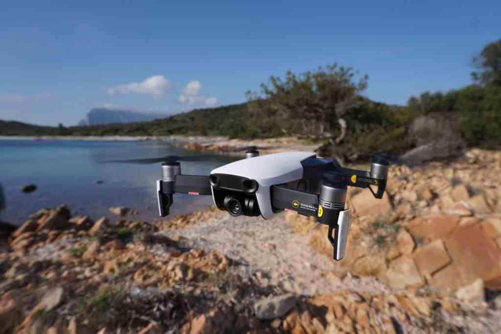 Wir haben die DJI Mavic Air im Test auf Reisen ausführlich ausprobiert. Foto: Sascha Tegtmeyer