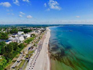 Tolle Luftaufnahmen: Darf man Drohne fliegen in Scharbeutz, Timmendorfer Strand und Co.?