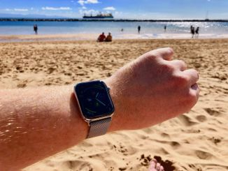 With the smartwatch while traveling and on vacation? There are good reasons that speak for it as well as against it. Photo: Sascha Tegtmeyer
