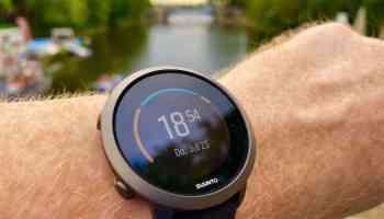 Suunto 3 Gen 2 Test: Was kann die kleine und leichte Sport-Smartwatch aus Finnland? Foto: Sascha Tegtmeyer