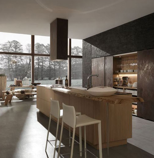 Nouveau Kitchen design from Germany  Just3Ds