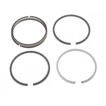 8N6149G1 Years:1939-52 Set Std Chrome Top Rings 3/16 Steel