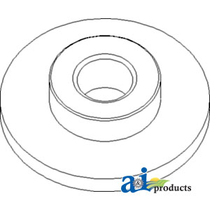 NCA859A Years:1954&Up Plate, Shaft Wobble