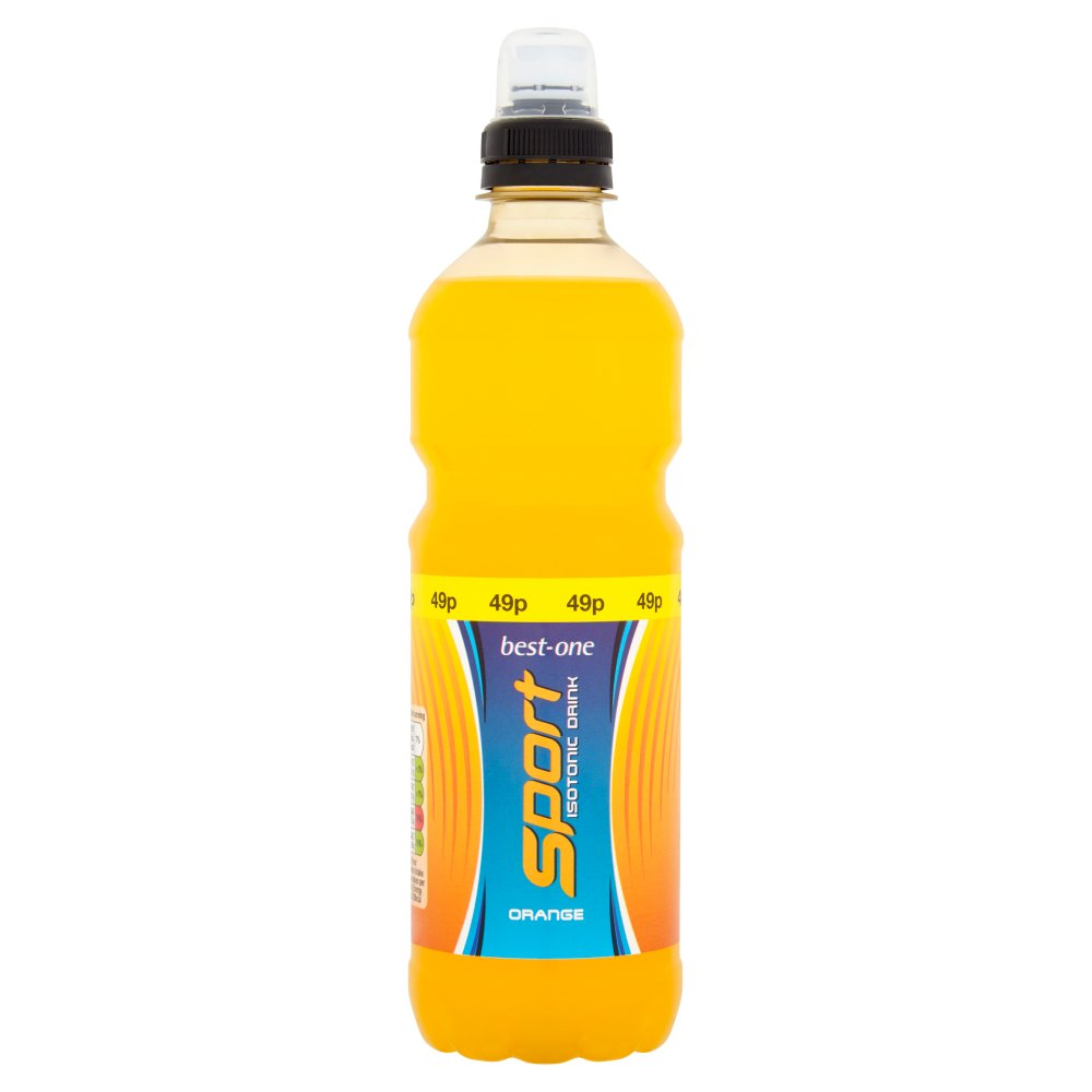 Best-One Sport Isotonic Drink Orange 500ml – Just A Bevy