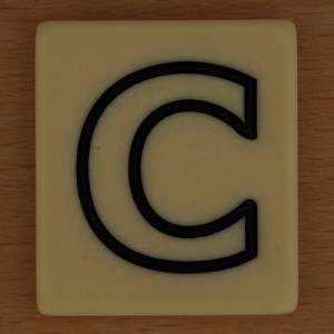photo credit: Leo Reynolds PAIRS IN PEARS Outline Letter C via photopin (license)
