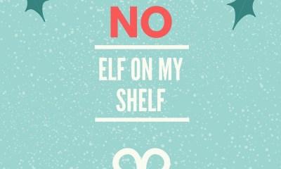 no elf on my shelf