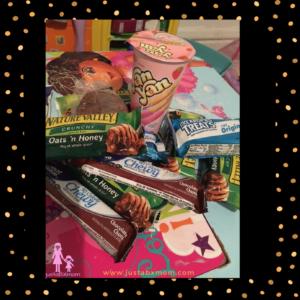 snack time dora the explorer junk food