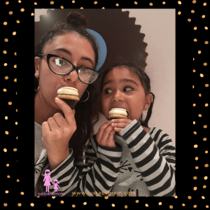matching mommy and me cupcakes
