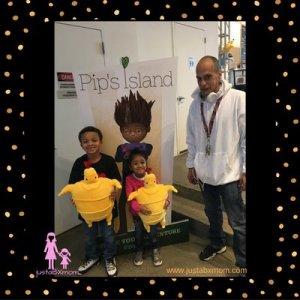 pip's island interactive theater