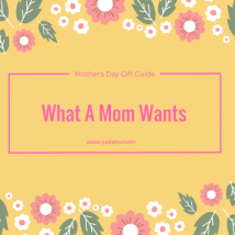 mother's day what to buy mom gift guide